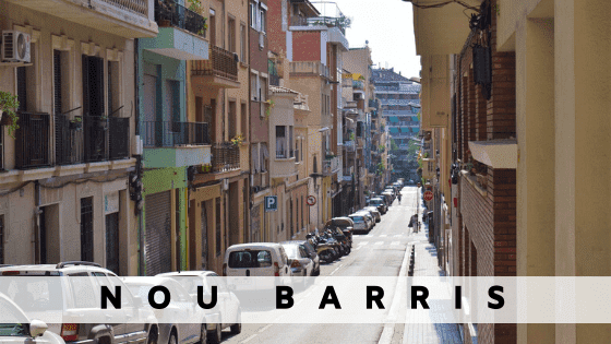 Rent an apartment in  Nou Barris
