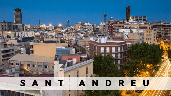 Rent an apartment in  Sant Andreu