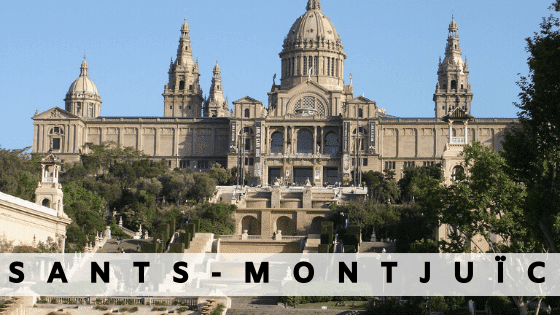 Rent an apartment in  Sants Montjuic