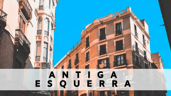 Rent an apartment in  Antiga Esquerra Eixample