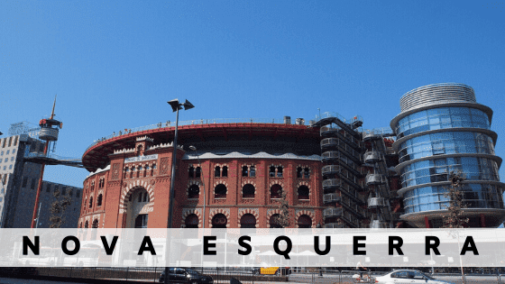 Rent an apartment in  Nova Esquerra Eixample
