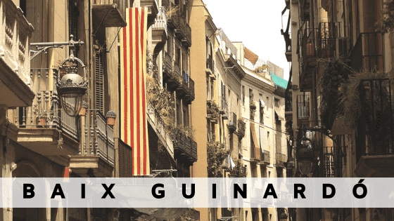 Rent an apartment in  Baix Guinardo