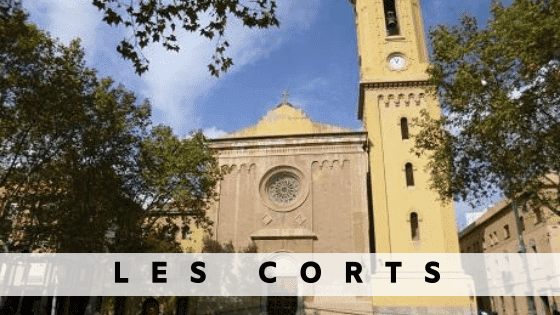 Rent an apartment in  Les Corts