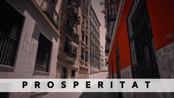 Rent an apartment in  Prosperitat