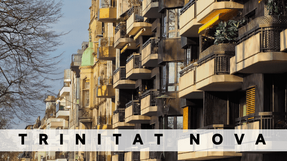 Rent an apartment in  Trinitat Nova