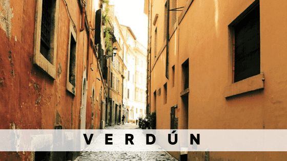 Rent an apartment in  Verdun