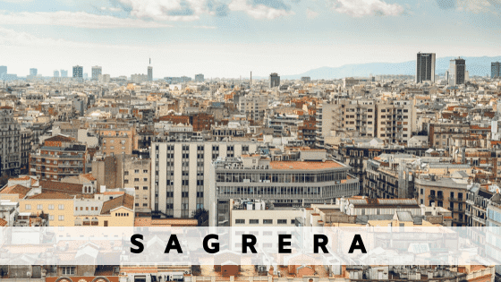 Rent an apartment in  Sagrera
