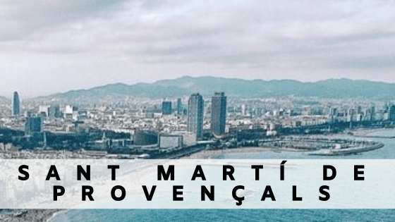 Rent an apartment in  Sant Marti Provencals