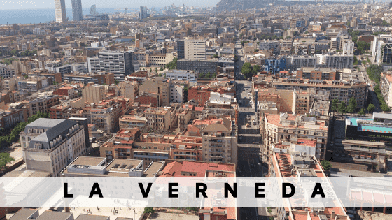 Rent an apartment in  Verneda Pau