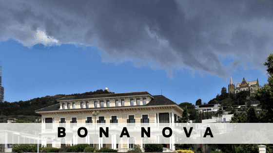 Rent an apartment in  Bonanova