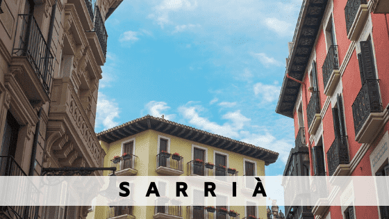 Rent an apartment in  Sarria
