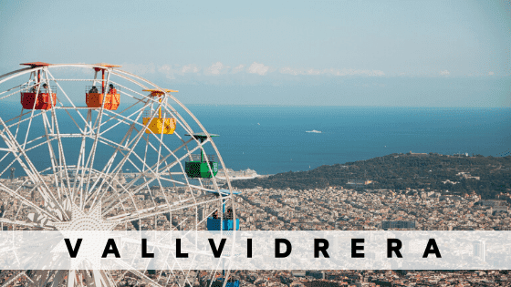 Rent an apartment in  Vallvidrera