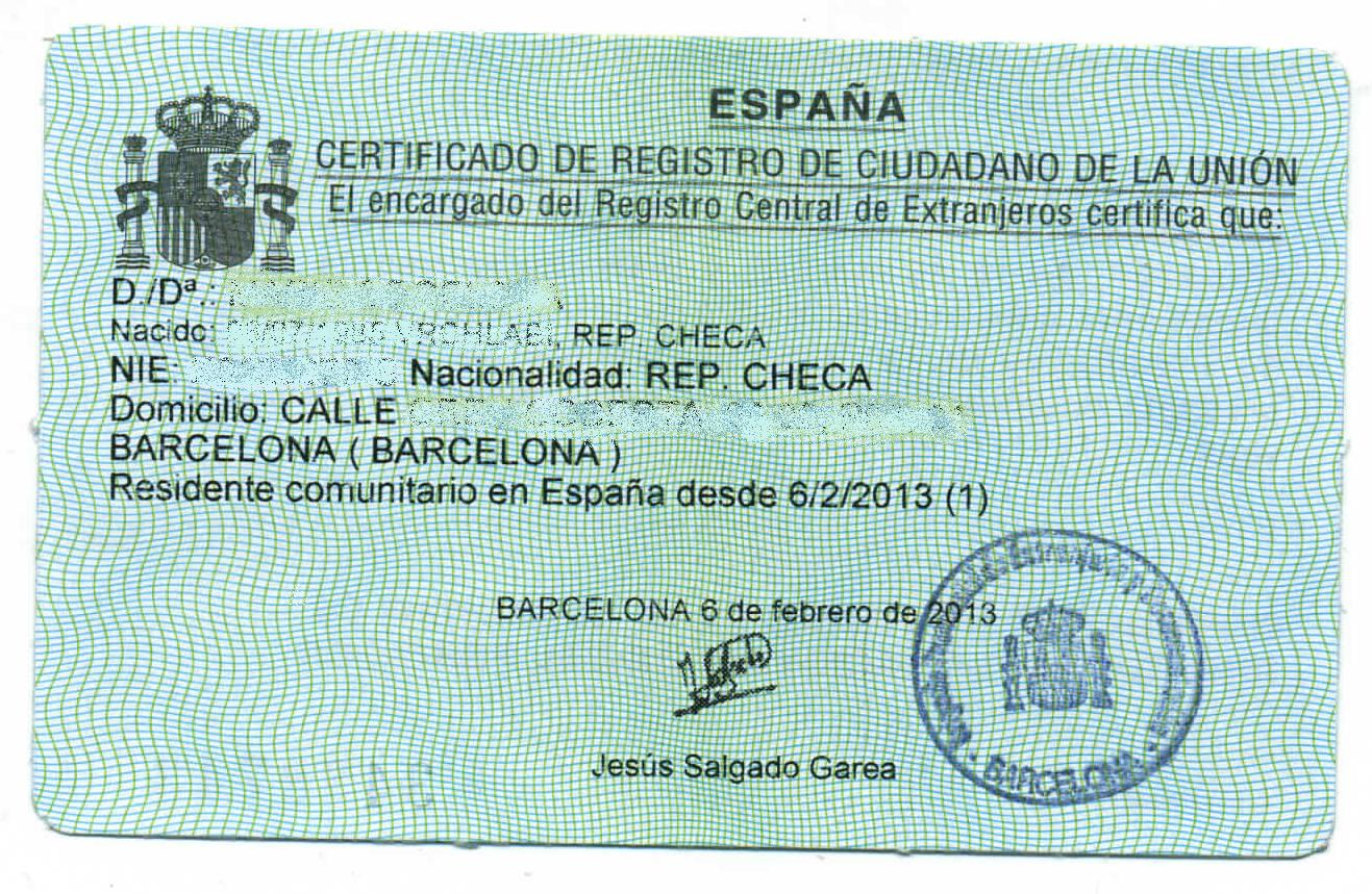 How to find a job and get your NIE in Barcelona | ShBarcelona - photo#33