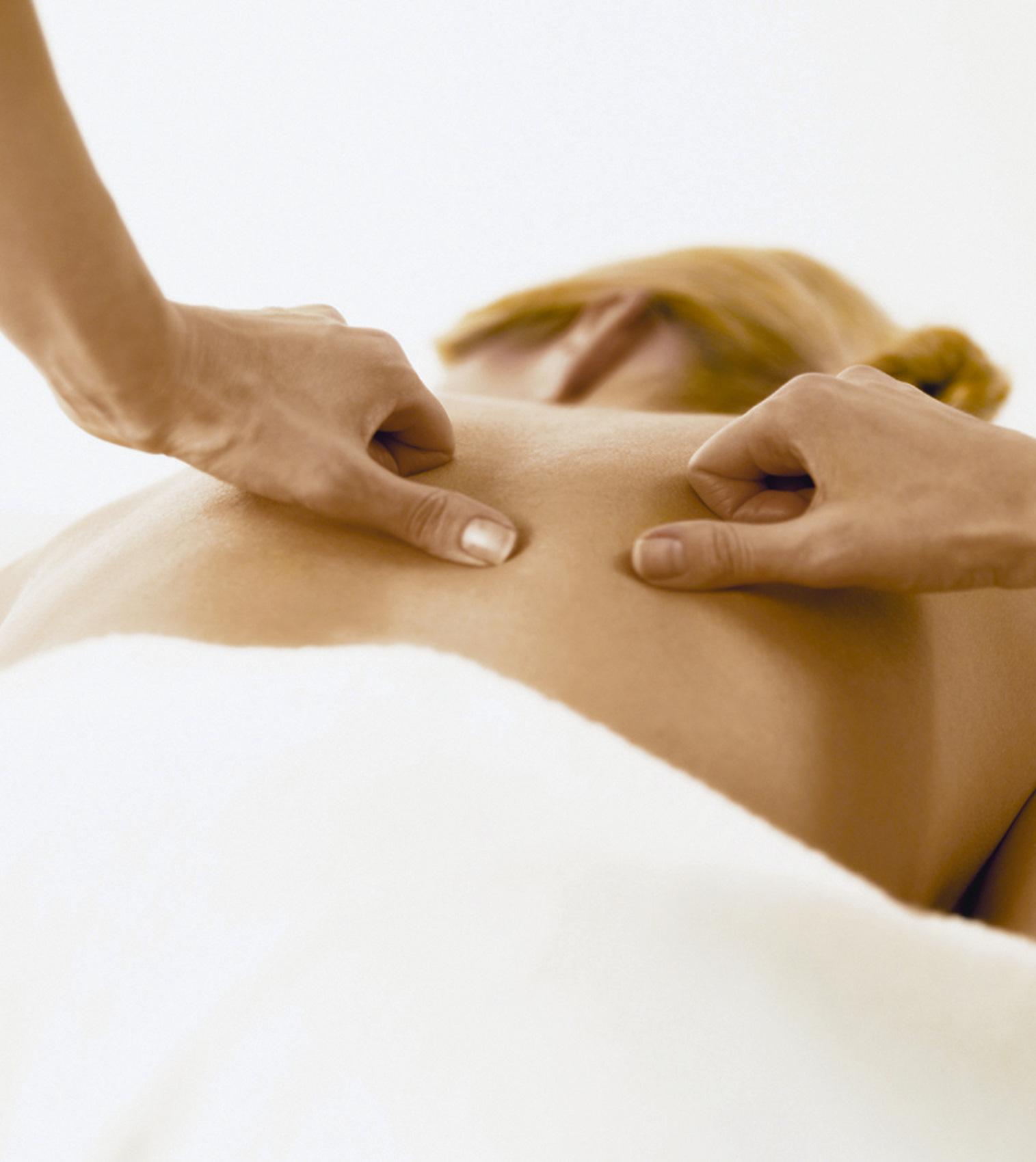 Alternative Therapies: Shiatsu